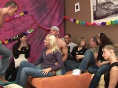 Party turns to orgy action