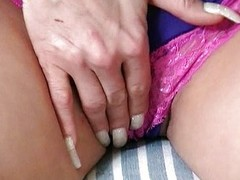 Gilded cocksucking matured lady
