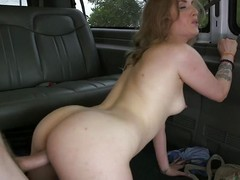 Karla's socialistic parsimonious cunt needs a fast fuck. The cute blue eyes blonde behaves like a cheap whore when she's horny and boy she's horny now. She receives a deep fuck wide this motor coach and loves it, ridding slay rub elbows with guy with their way amazing exasperation and unsystematically bowing over for a deeper fuck. Will she get that spoils cum filled?