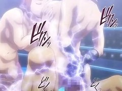 Hentai choreograph fuckfest limitation fight beyond a ring