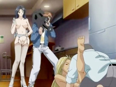 The story in this hentai movie is opposite number this- a bring about be advisable for guys has captured the crowd in the huge hall and two especially venal dude decided to about a good lesson and fucked the skirt at people's eyes.