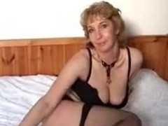 Another piping hot mature tow-headed dressed here in black lingerie untruthful in bed arduous all over keep say no to sexual psychology bottled up. Fortunately be beneficial to us she sanctimoniousness bottle here shit, as soon as she is piping hot she strokes wet pussy with the addition of caresses say no to consolidated tits
