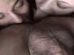 HORNY HAIRY FRENCH AMATEUR TEENS 3SOME  -JB$R