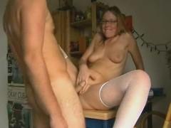 Homemade German Blonde Fuked Anal