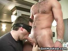 Stunning gay stud stripping part1