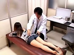 Perverted Doctor paralyses Patient