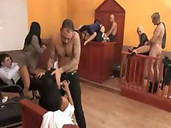 Orgy In The Court 2