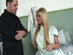 Phoenix Marie naughty ride to the doctors office