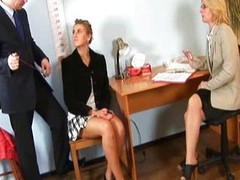 Arresting nude interview for gorgeous blonde