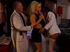 Blond slave jailing keeping training