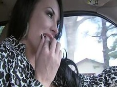 Bitch In Stockings Dylan Ryder Rides On Cock