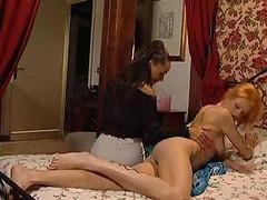 Angelika Wild Lesbian Scene