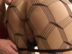 Kinky TS slut stuns her boyfriend by fucking him in return